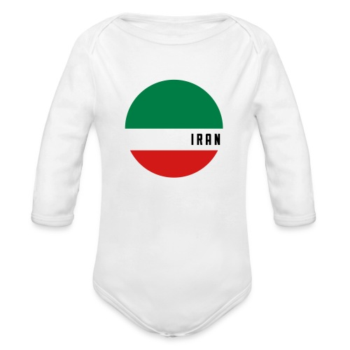 Gerd - Organic Long Sleeve Baby Bodysuit