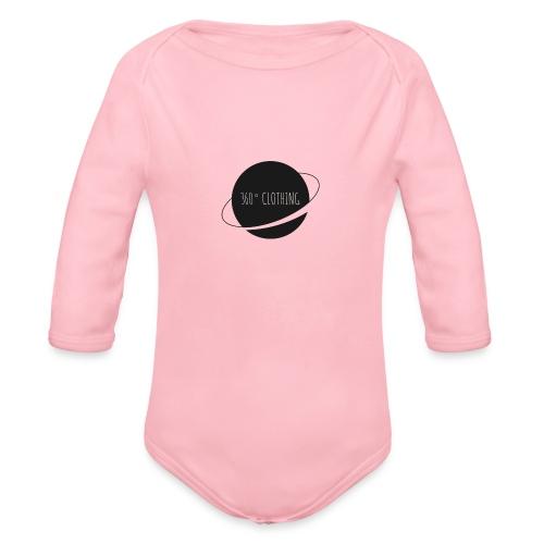 360° Clothing - Organic Long Sleeve Baby Bodysuit