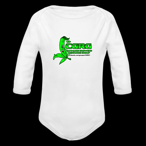 CGRG - Organic Long Sleeve Baby Bodysuit