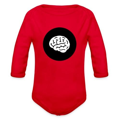 Leading Learners - Organic Long Sleeve Baby Bodysuit