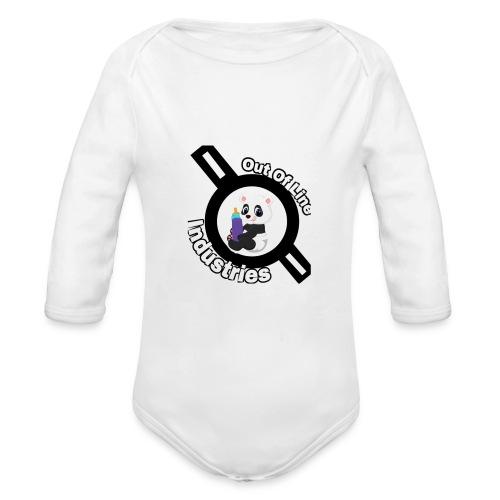 O.U.I#1 - Organic Long Sleeve Baby Bodysuit