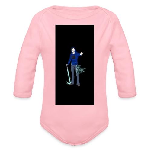 stuff i5 - Organic Long Sleeve Baby Bodysuit