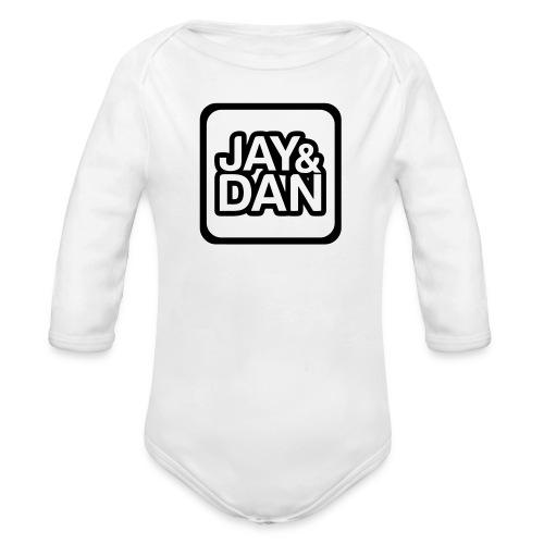 jaydan - Organic Long Sleeve Baby Bodysuit