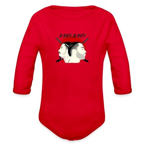 pnl - Organic Long Sleeve Baby Bodysuit