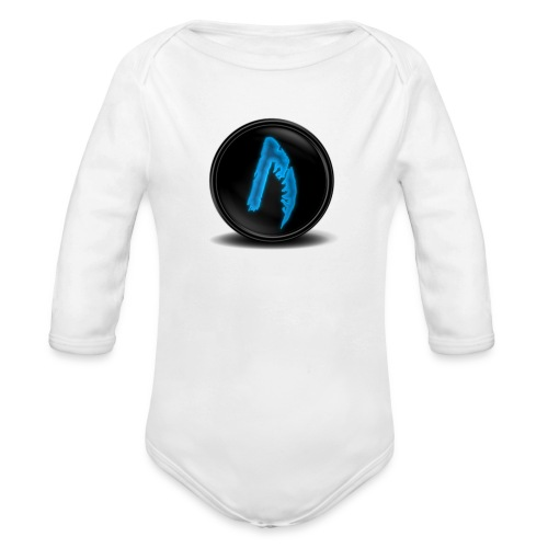 LBV Winger Merch - Organic Long Sleeve Baby Bodysuit
