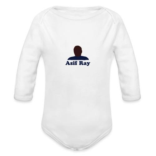 lit - Organic Long Sleeve Baby Bodysuit
