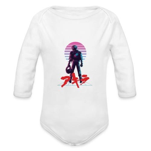 akira Kaneda - Organic Long Sleeve Baby Bodysuit
