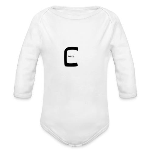 C. Daviz - Organic Long Sleeve Baby Bodysuit