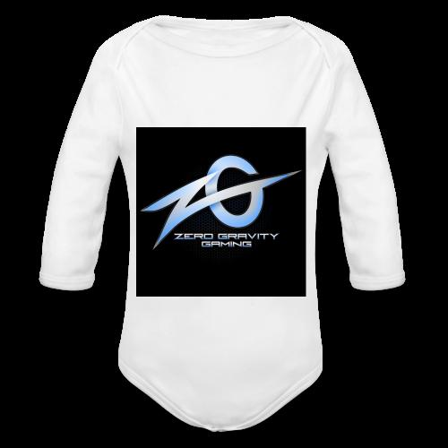 ZeroGravity - Organic Long Sleeve Baby Bodysuit