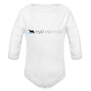 H2O Yacht Co. - Long Sleeve Baby Bodysuit