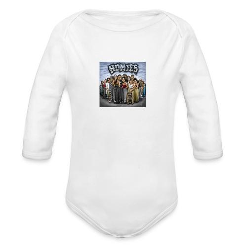B2409F0A 893A 4E5F AB6E 0E5ACDA356E2 - Organic Long Sleeve Baby Bodysuit