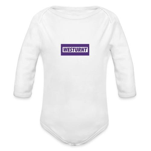 Westurnt - Organic Long Sleeve Baby Bodysuit
