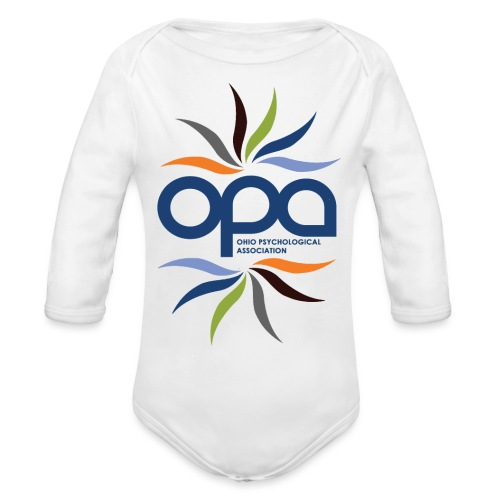 Samsung phone case with full color OPA logo - Organic Long Sleeve Baby Bodysuit