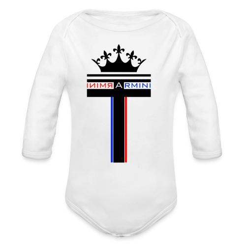 Armini Brand - Organic Long Sleeve Baby Bodysuit