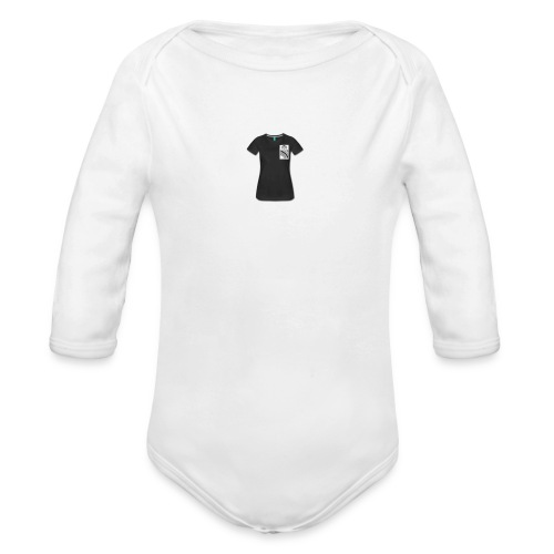 1 width 280 height 280 - Organic Long Sleeve Baby Bodysuit