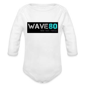 Main Logo - Long Sleeve Baby Bodysuit