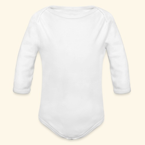 Shameless - Organic Long Sleeve Baby Bodysuit