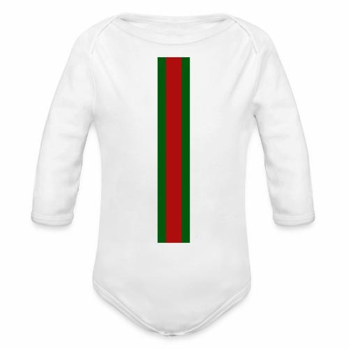 BUCCI BABY - Organic Long Sleeve Baby Bodysuit