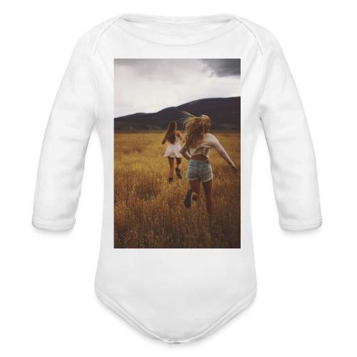 The Dream Life - Organic Long Sleeve Baby Bodysuit