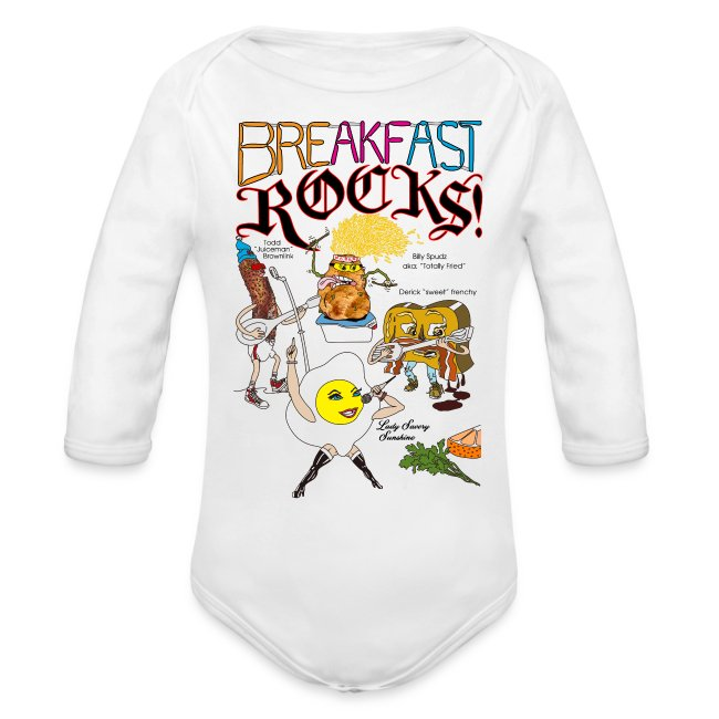 Breakfast Rocks!