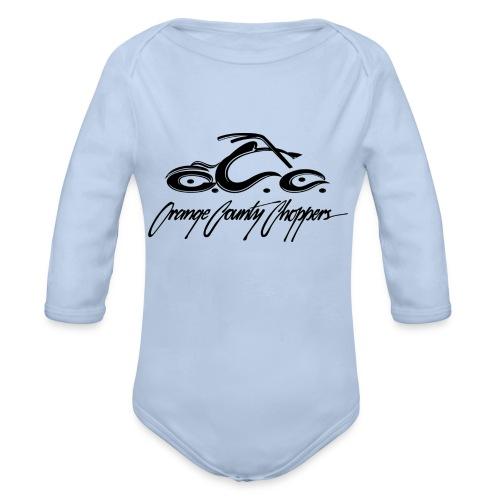 Basic Dagger New - Organic Long Sleeve Baby Bodysuit
