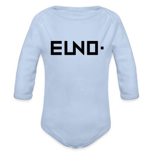 EUNO Apperals 2 - Organic Long Sleeve Baby Bodysuit