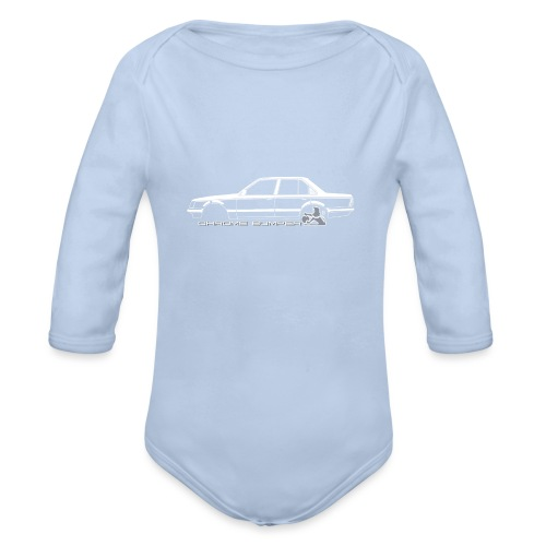 Vh Commodore - Organic Long Sleeve Baby Bodysuit