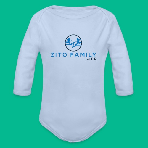 Zito Twins Shop - Organic Long Sleeve Baby Bodysuit