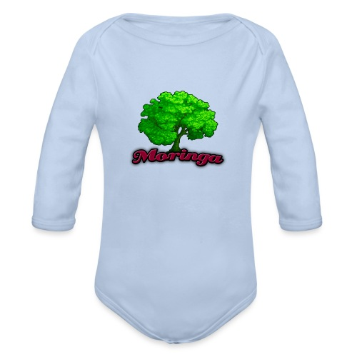 Moringa Games Mug - Organic Long Sleeve Baby Bodysuit