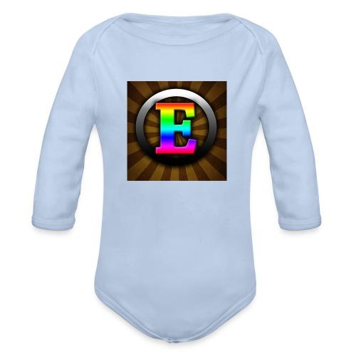 Eriro Pini - Organic Long Sleeve Baby Bodysuit