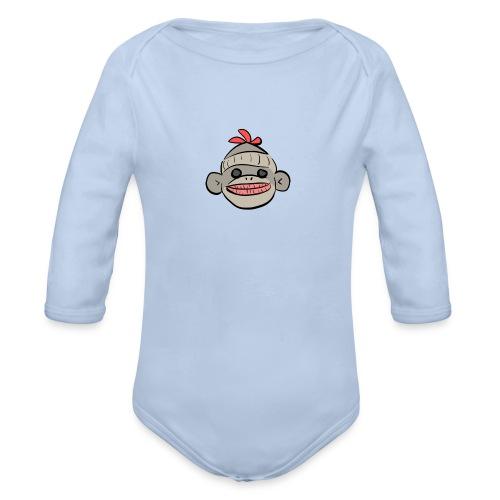 Zanz - Organic Long Sleeve Baby Bodysuit