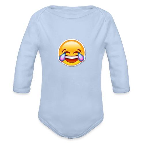 XD - Organic Long Sleeve Baby Bodysuit