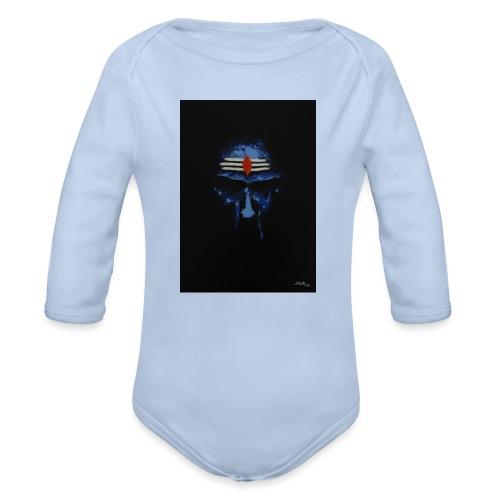 shiva - Organic Long Sleeve Baby Bodysuit