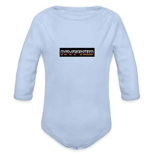 nvpkid shirt - Organic Long Sleeve Baby Bodysuit