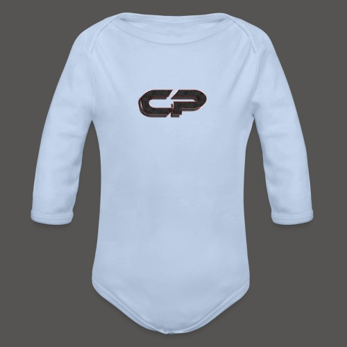Cooper1717's Merch - Organic Long Sleeve Baby Bodysuit