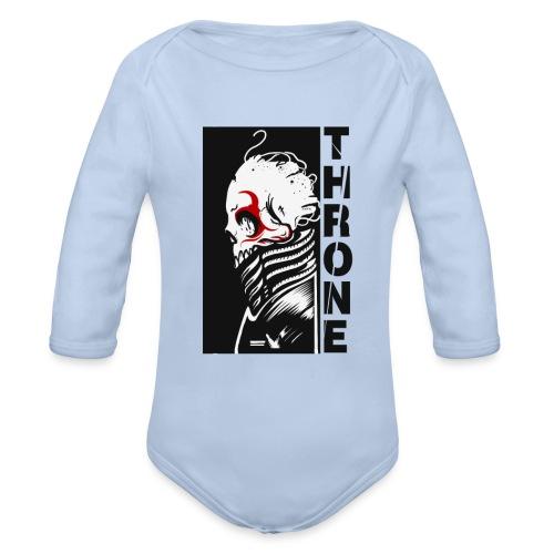 d11 - Organic Long Sleeve Baby Bodysuit