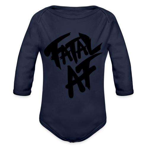 fatalaf - Organic Long Sleeve Baby Bodysuit