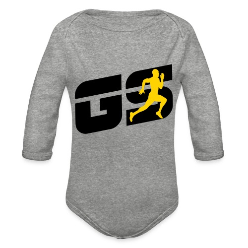 sleeve gs - Organic Long Sleeve Baby Bodysuit