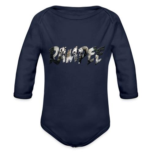 Rampee - Organic Long Sleeve Baby Bodysuit