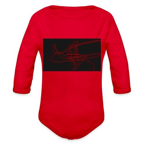 IMG_3751 - Organic Long Sleeve Baby Bodysuit