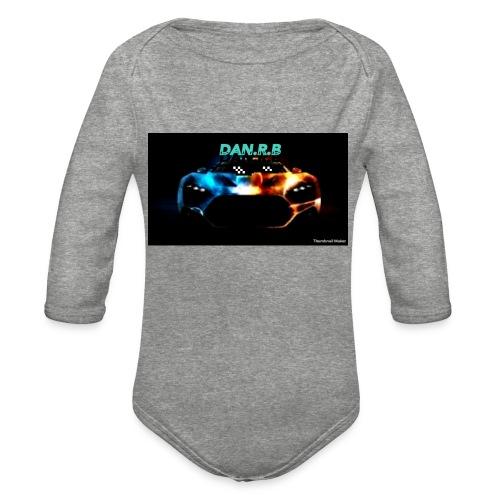 image - Organic Long Sleeve Baby Bodysuit
