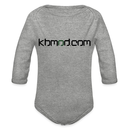 kbmoddotcom - Organic Long Sleeve Baby Bodysuit