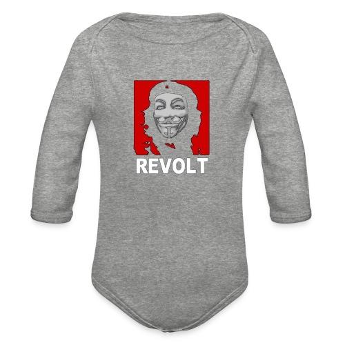 Anonymous Che Revolt Mugs & Drinkware - Organic Long Sleeve Baby Bodysuit