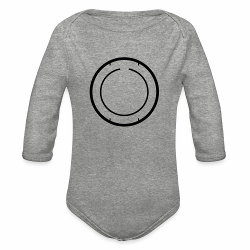beta2back - Organic Long Sleeve Baby Bodysuit