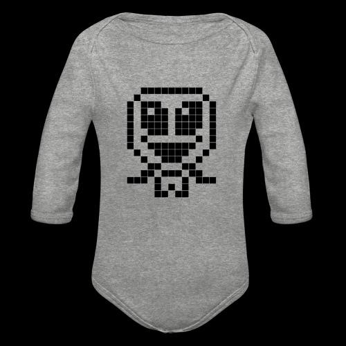 alienshirt - Organic Long Sleeve Baby Bodysuit