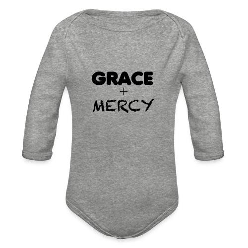 G&M - Organic Long Sleeve Baby Bodysuit