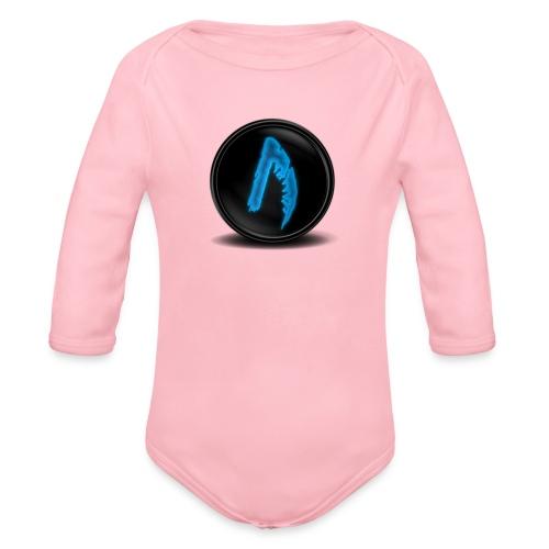 LBV Winger Merch - Organic Long Sleeve Baby Bodysuit