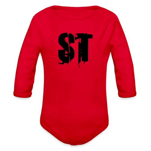 Simple Fresh Gear - Organic Long Sleeve Baby Bodysuit