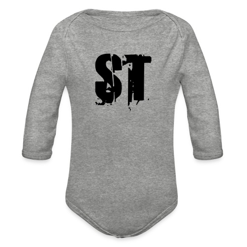 Simple Fresh Gear - Organic Long Sleeve Baby Bodysuit