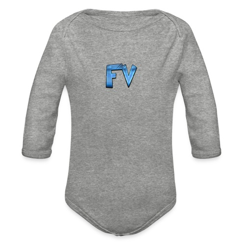 FV - Organic Long Sleeve Baby Bodysuit